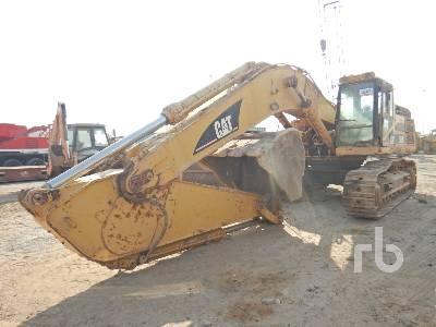 2004 CATERPILLAR 345BL Series II Hydraulic Excavator
