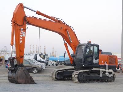 HITACHI ZX400LCH Hydraulic Excavator