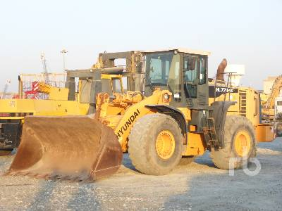 2013 HYUNDAI HL770-9S Wheel Loader