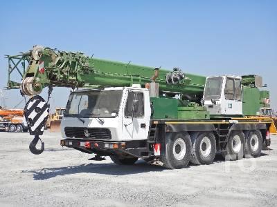 2001 GROVE GMK4080 80 Ton 8x6x8 All Terrain Crane