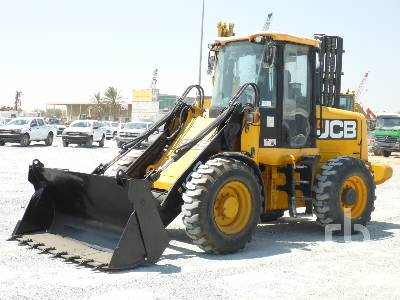 2013 JCB 411 HT Wheel Loader