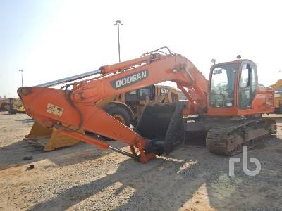 2012 DOOSAN DX225LCB Hydraulic Excavator