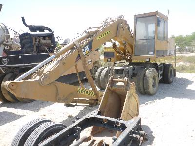 1991 CATERPILLAR 212B FT Mobile Excavator