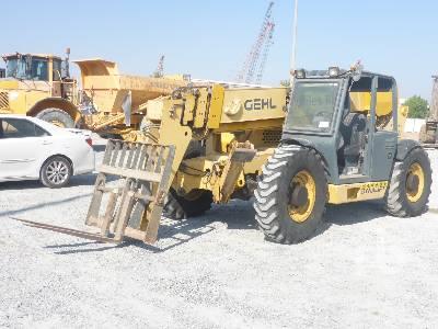 2008 GEHL DL10H55 4x4x4 Telescopic Forklift