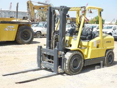 2006 HYSTER H5.00XM 5 Ton Forklift