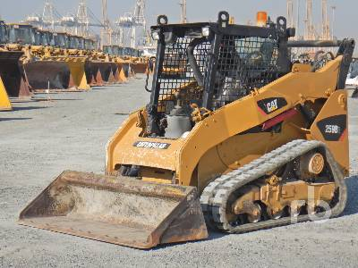 2011 CATERPILLAR 259B3 Multi Terrain Loader