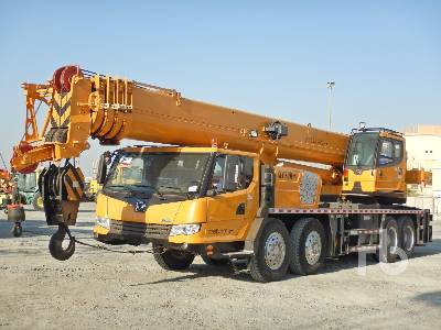2019 XCMG QY70K-I 70 Ton 8x4x4 Hydraulic Truck Crane