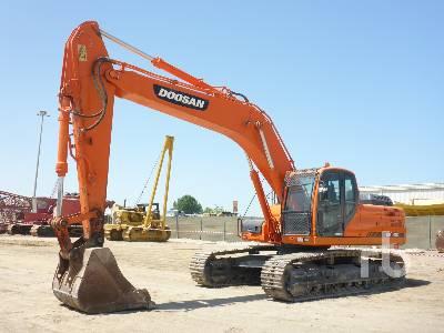 2010 DOOSAN DX300LCA Hydraulic Excavator