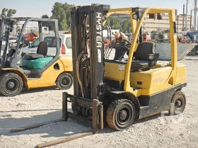 2008 HYSTER H2.5FT 2.5 Ton Forklift