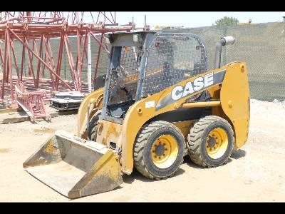 2011 CASE SR150 Skid Steer Loader