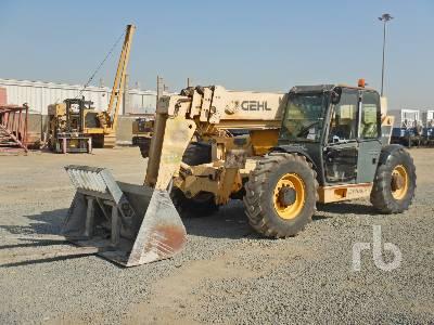 2006 GEHL DL1155H 4x4x4 Telescopic Forklift