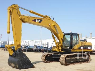 2002 CATERPILLAR 330C Hydraulic Excavator