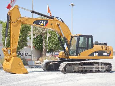 2008 CATERPILLAR 325DL Hydraulic Excavator