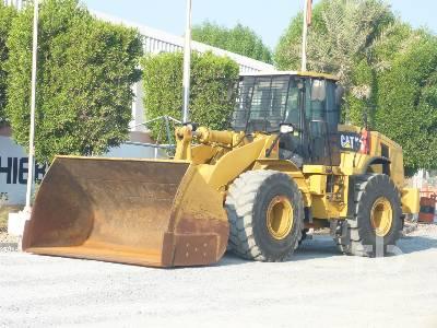 2011 CATERPILLAR 966H Wheel Loader
