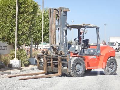 2018 HELI CPCD100 10 Ton Forklift