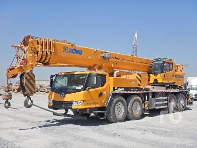 2019 XCMG QY85K_M 85 Ton 8x4x4 Hydraulic Truck Crane