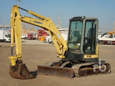 2011 YANMAR VIO55-5B Midi Excavator (5 - 9.9 Tons)