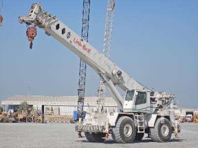 2002 LINK-BELT RTC8060 60 Ton 4x4x4 Rough Terrain Crane