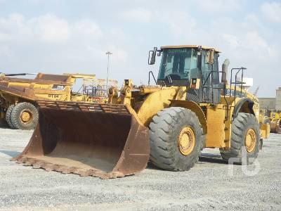 2006 CATERPILLAR 980H Wheel Loader