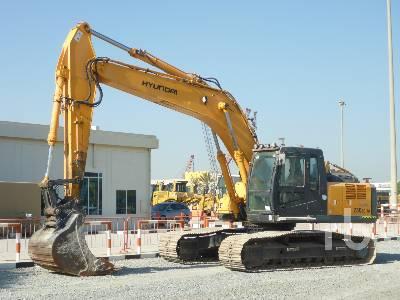 HYUNDAI ROBEX 250LC-7A Hydraulic Excavator