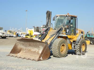 2007 JCB 436 Wheel Loader