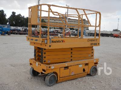 2013 HAULOTTE COMPACT 12 Electric Scissorlift