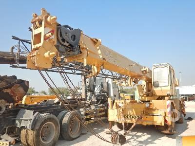 1999 GROVE RT528C 21 Ton 4x4x4 Rough Terrain Crane