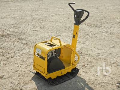 2011 BOMAG BPR35/60D Walk Behind Vibratory Plate Compactor
