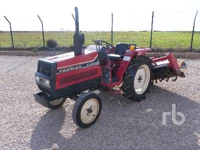 YANMAR FX22 2WD Utility Tractor