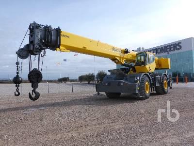 2008 GROVE RT700E 55 Ton 4x4x4 Rough Terrain Crane