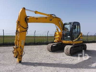 2007 JCB JZ140 Hydraulic Excavator