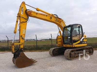 2006 JCB JZ140 Hydraulic Excavator