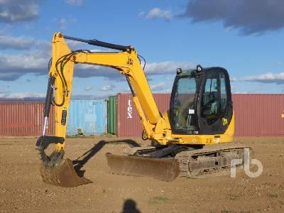 2007 JCB 8080ZTS Midi Excavator (5 - 9.9 Tons)