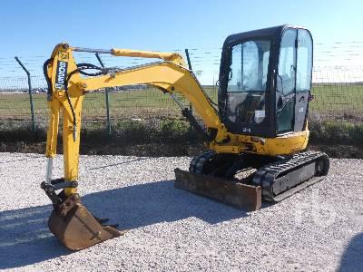 2006 JCB 8025ZTS Mini Excavator (1 - 4.9 Tons)