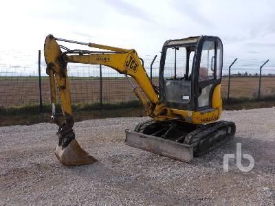 2003 JCB 8027 Mini Excavator (1 - 4.9 Tons)