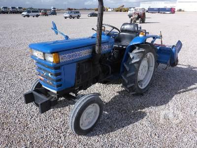 ISEKI TS1910 2WD Utility Tractor