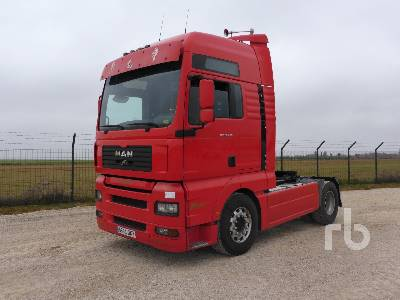 2005 MAN TGA 18.480 4x2 Truck Tractor (S/A)