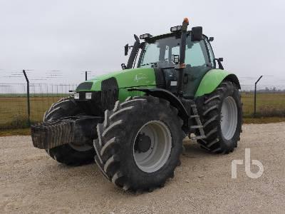 1999 DEUTZ-FAHR AGROTON 200 4WD MFWD Tractor