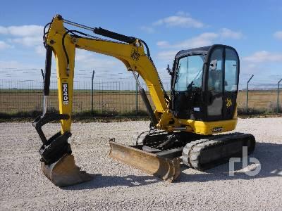 2007 JCB 8040ZTS Midi Excavator (5 - 9.9 Tons)