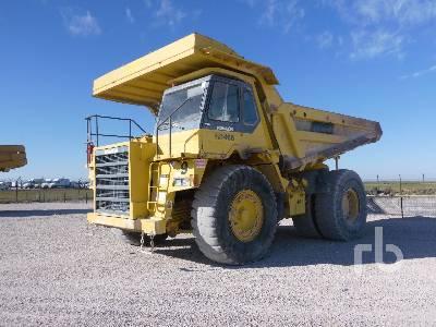 2000 KOMATSU HD465-5 42 Ton 4x2 Rock Truck