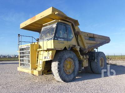 1997 KOMATSU HD465-5 42 Ton 4x2 Rock Truck