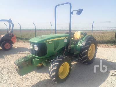 2014 JOHN DEERE 5100GF 4WD MFWD Tractor