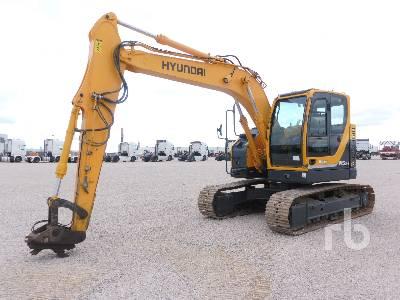 2001 HYUNDAI ROBEX 145L6R-9A Mobile Excavator
