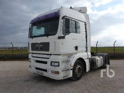 2007 MAN TGA18.440 4x2 Truck Tractor (S/A)