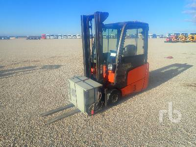 2007 JUNGHEINRICH LEAC16 Electric Forklift