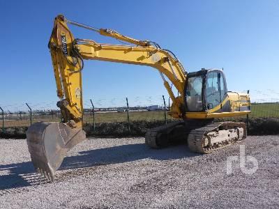 2005 JCB JS235HD Hydraulic Excavator