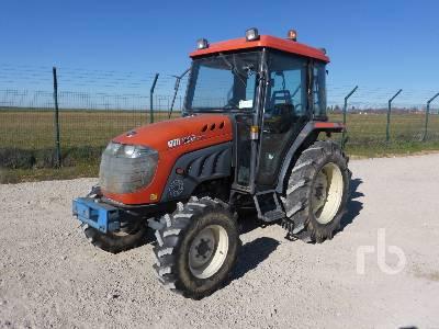 2007 KIOTI DK4511 4WD MFWD Tractor