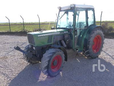 2000 FENDT FARMER 280 PA 4WD MFWD Tractor