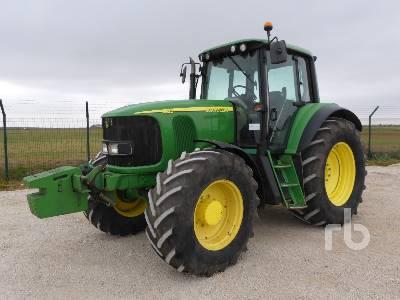 2005 JOHN DEERE 6920 MFWD Tractor
