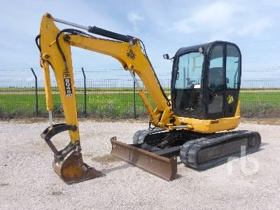 2006 JCB 8045ZTS Mini Excavator (1 - 4.9 Tons)